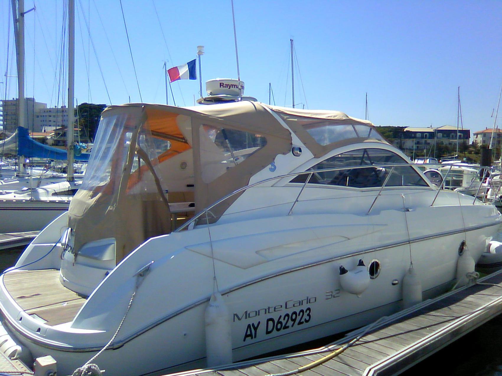 bateau 2 couchages